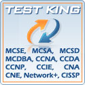 TestKing - Guaranteed Certification