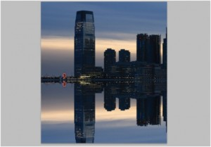 Creating Mirror reflections in Photoshop