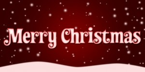 Making Christmas Greetings in Photoshop