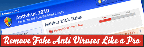 removefakevirus