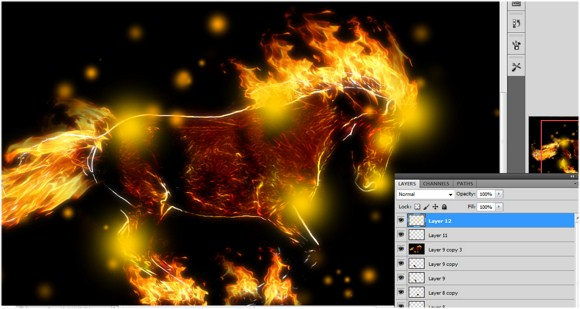 The Making of the Fire Horse