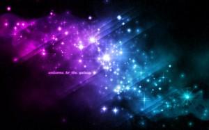 Galaxy Photoshop Effect