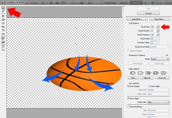 Creating Melting Objects in Photoshop