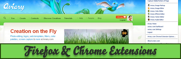firefoxchromeextentions