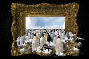 Painting Comes to Life Part 2 – Magically Penguin Land