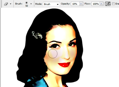 Make your own 1950s Pin-up Girl
