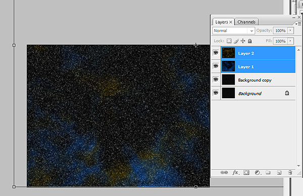 Bring deep space closer to home with this nebula Photoshop tutorial