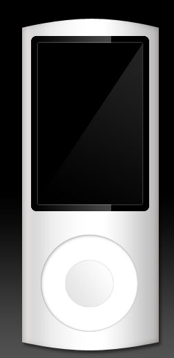 Make your own IPOD with Photoshop