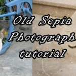 Old Sepia Photograph Tutorial